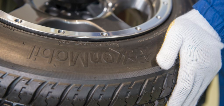 ExxonMobil Chemical: Air retention is a key factor in tire