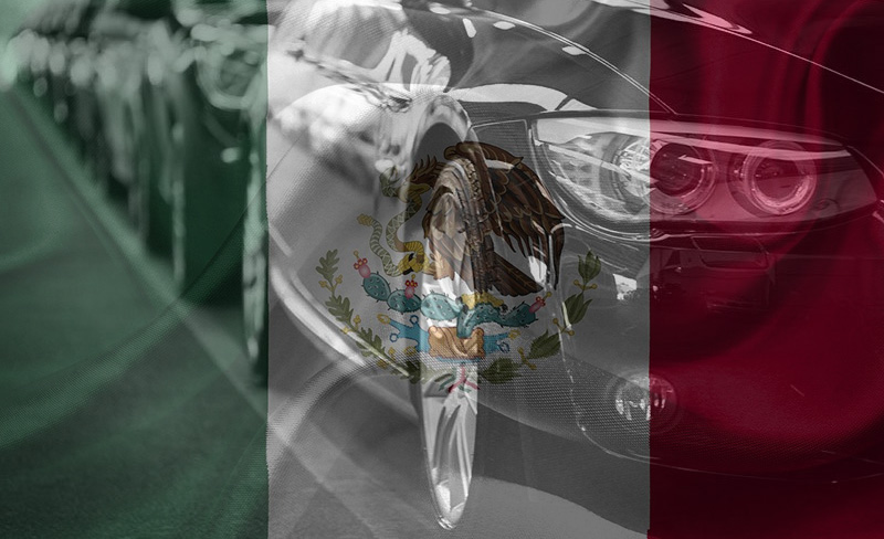 mexico s auto industry slump continues but trump avoids blame mexico s auto industry slump continues