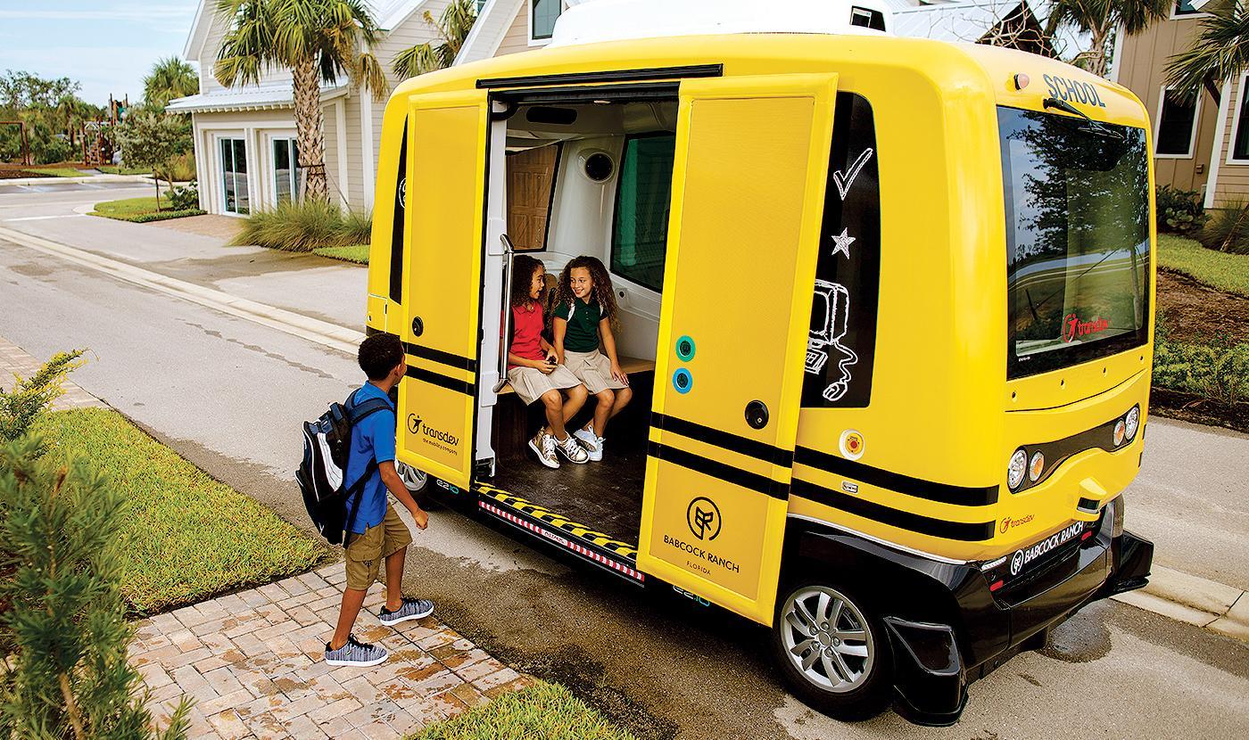 Experimental Biodegradable Traffic >> Nhtsa Pulls Plug On Self Driving School Bus Abruptly Ending Bold