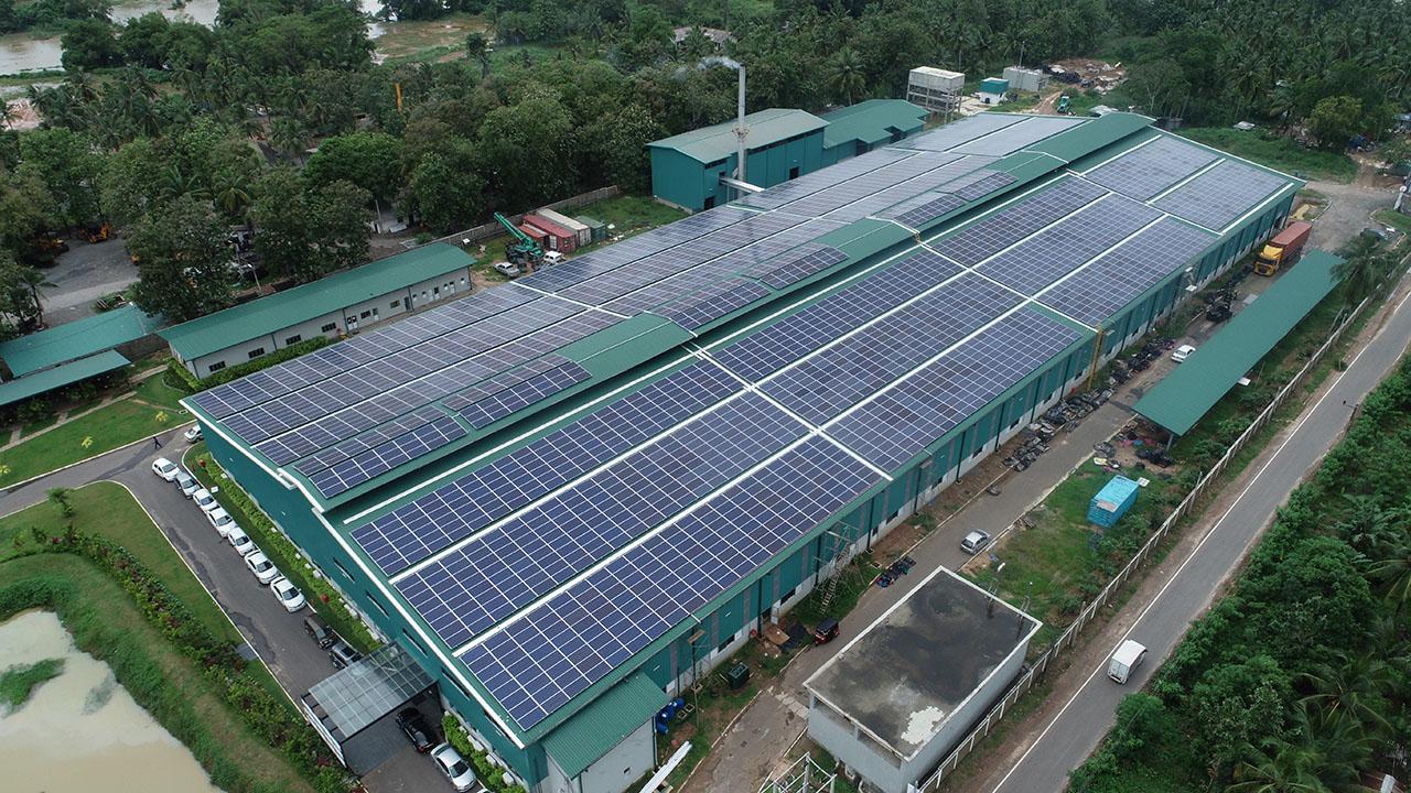 GRI-installs-rooftop-solar-system-at-Sri-Lankan-plant