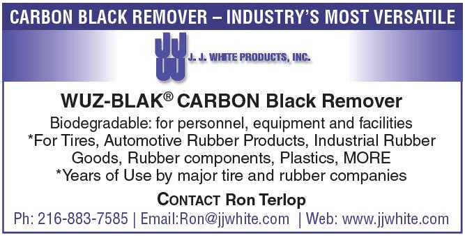 JJ WHITE Carbon Black