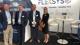Flexsys America L.P. at the International Elastomer Conference in Pittsburgh