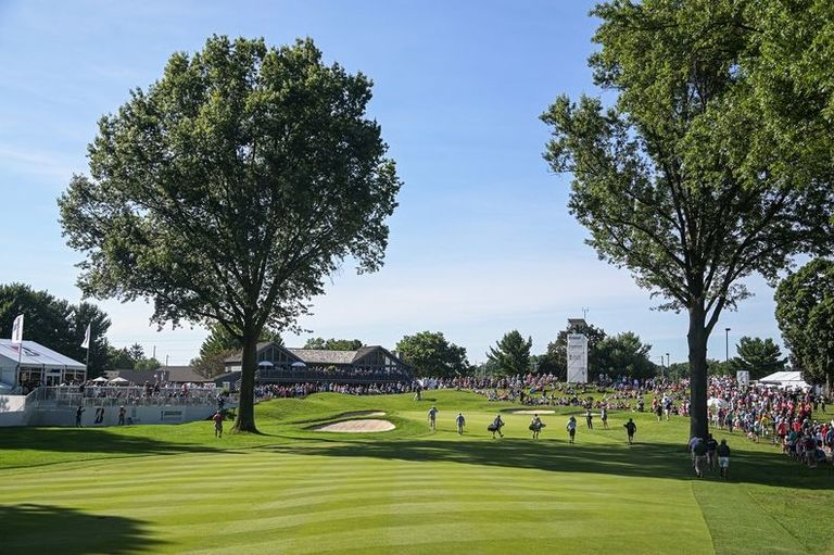 Bridgestone Senior Players Championship should be 'normal event' with fans at Firestone