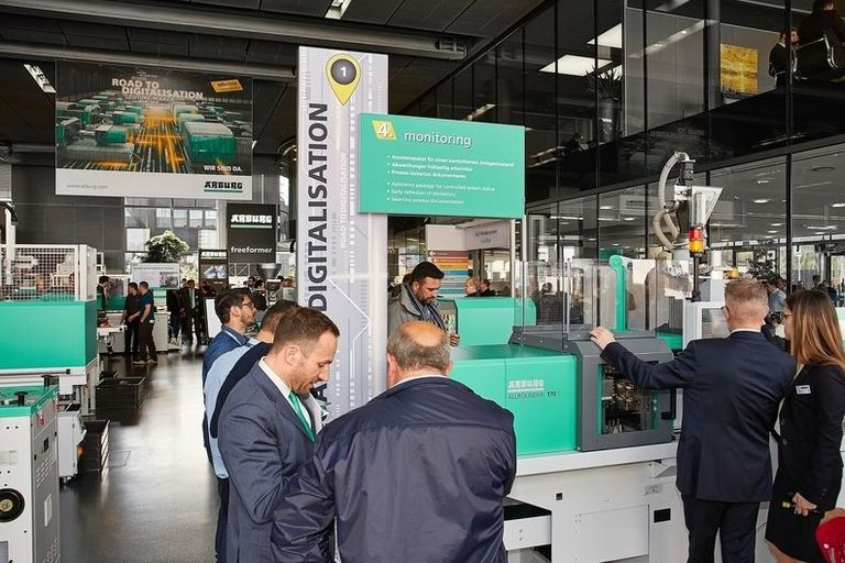 Arburg: 2021 Technology Days in June will run for 6 days