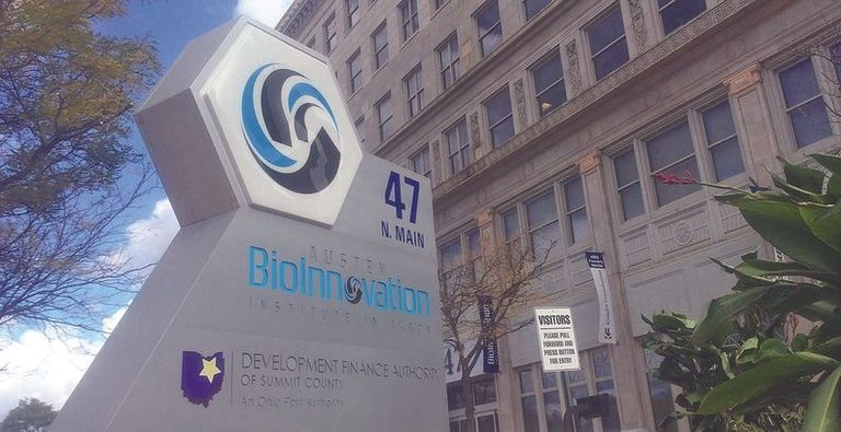 Smithers cancels move into former Austen BioInnovation Institute building in Akron