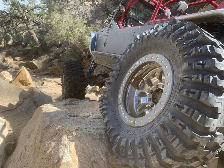 Mickey Thompson unveils 'tallest, DOT-approved' light truck tire