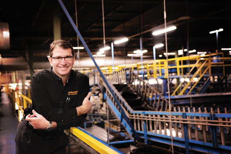 Continental ramps up tire production