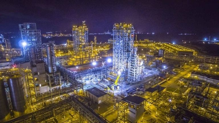 With feedstocks cut off, Mexico's Ethylene XXI still idle