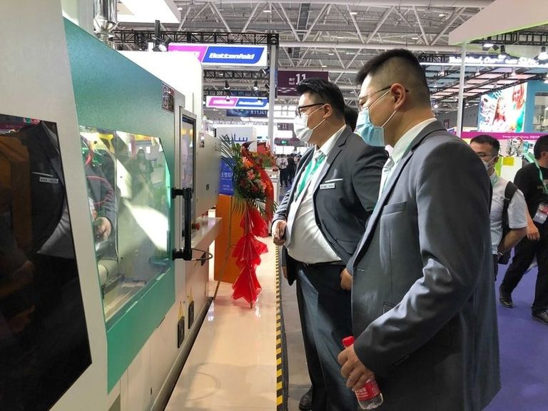 'China-only Chinaplas' opens as first major industry show in the pandemic