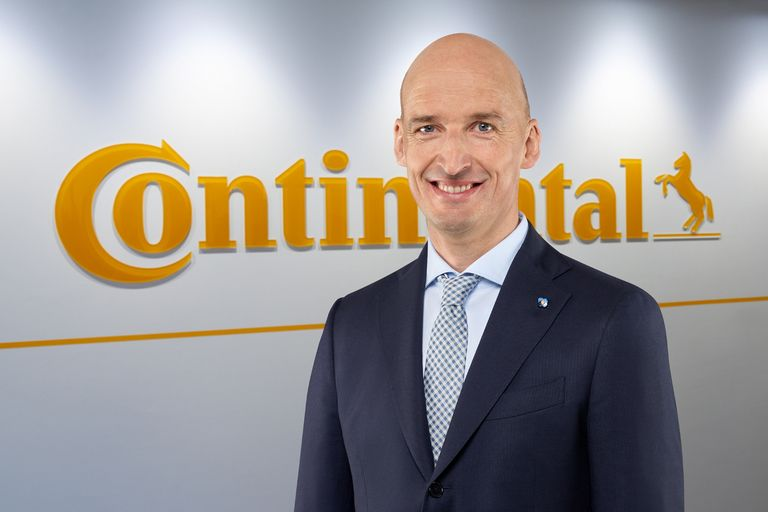 Conti extends Koetz's role as tire unit chief through 2027