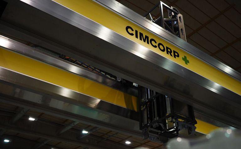 Growing Cimcorp opens new Georgia facility