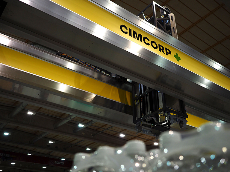 Cimcorp subsidiary centralizes in Madrid