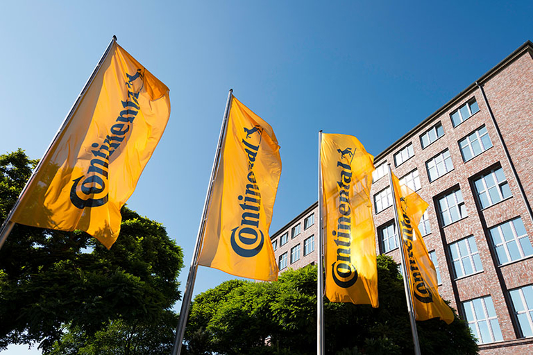 Continental building $110 million plant in Texas