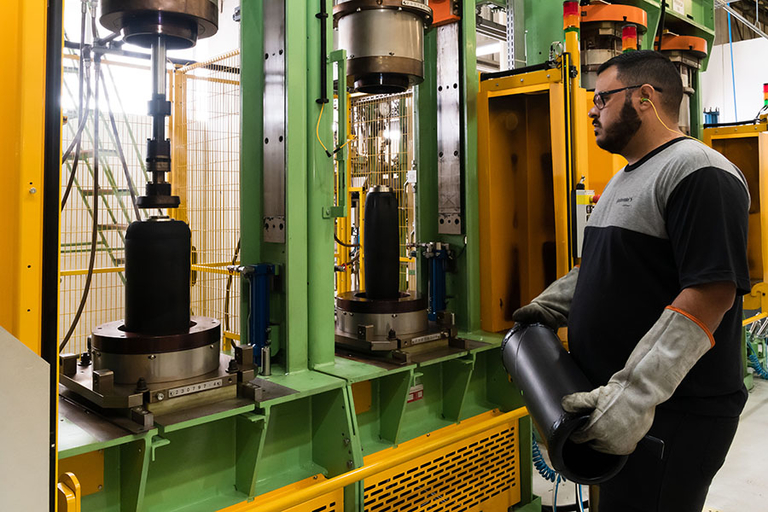 Continental adds air spring production in Brazil