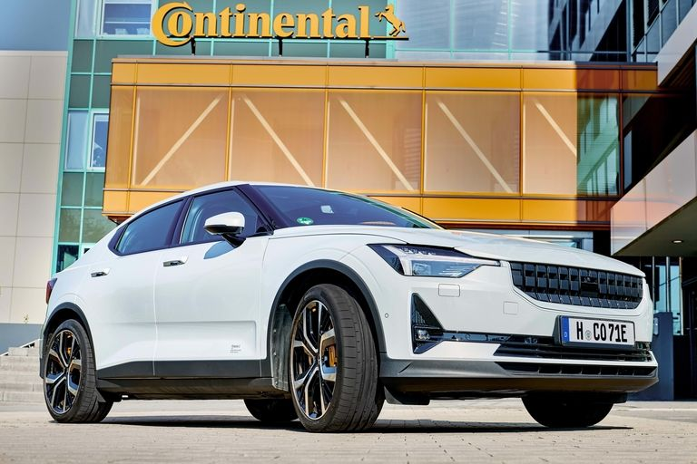 Continental touts EV tires, OE fitments in Europe