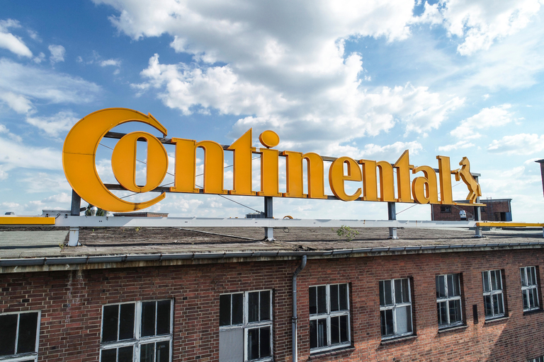 Continental creates new specialty tire business unit
