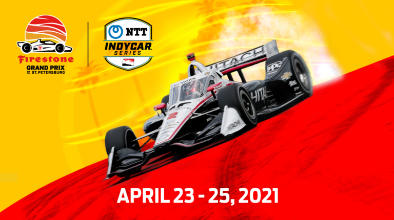 Firestone Grand Prix of St. Petersburg postponed until April