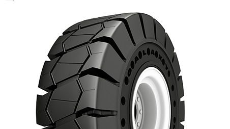 Yokohama OHT adds severe-duty solid tire to Galaxy brand