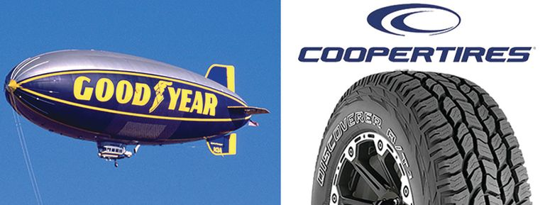 Timeline: Goodyear and Cooper Tire