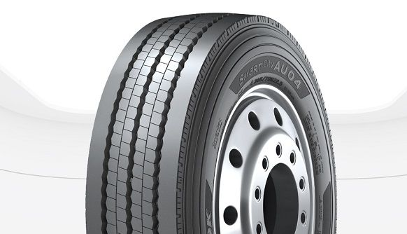 Hankook introduces new city bus tire
