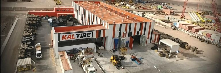 Photos: Kal Tire ramping up OTR tire recycling facility in Chile