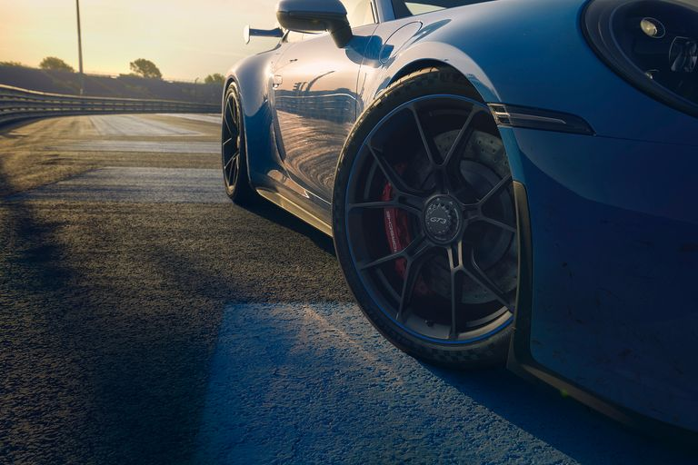 New Porsche 911 GT3 to feature Michelin fitment