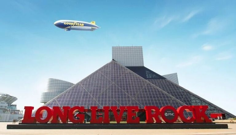 Rock Hall, Goodyear partner for nationwide music talent search