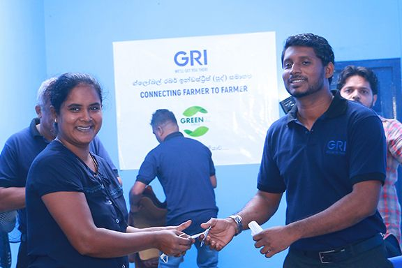 GRI opens natural rubber center to support rubber farmers