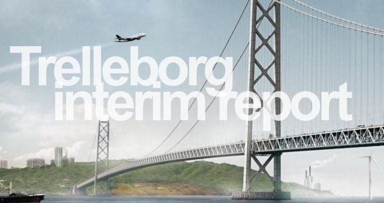 Trelleborg Wheel's Q1 earnings increase on lower sales