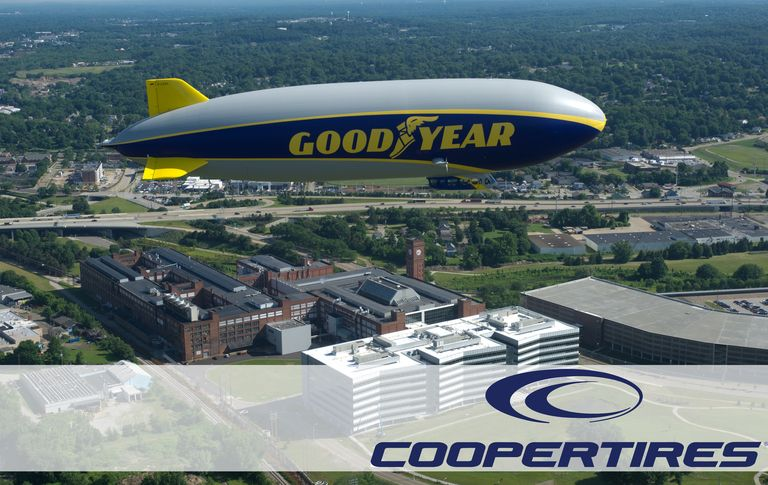 Goodyear's pending purchase of Cooper clears major hurdle