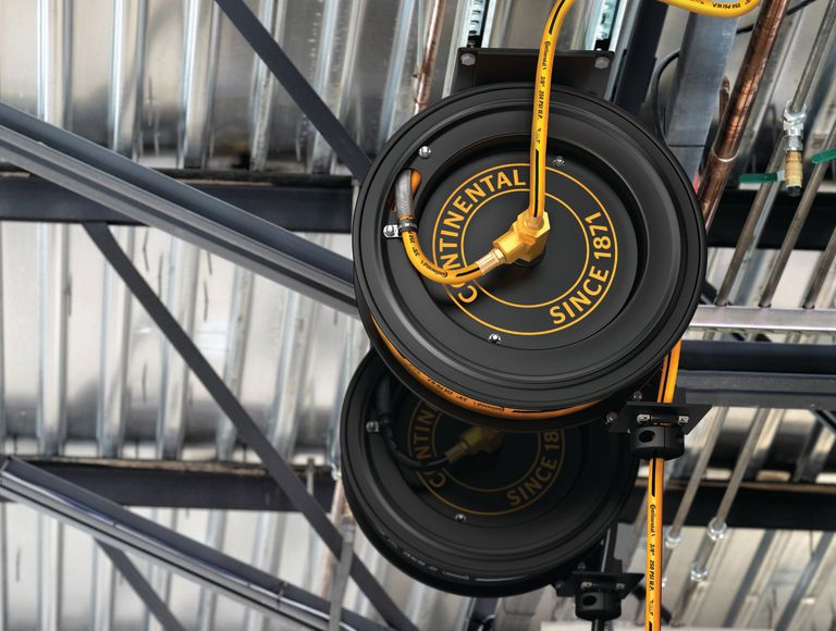 Conti, Coxreels offer industrial air, water hose package
