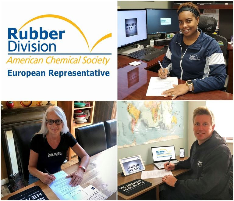 Rubber Division, Rubber Heart join forces