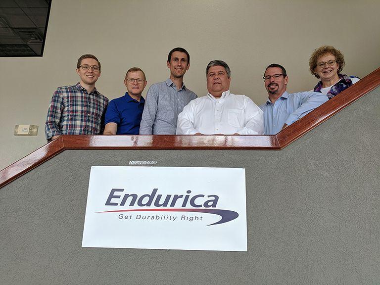 Endurica earns prestigious Tibbetts Award from SBA