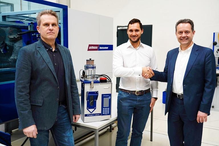 Wittmann Group buys Austrian auxiliary equipment firm FarragTech