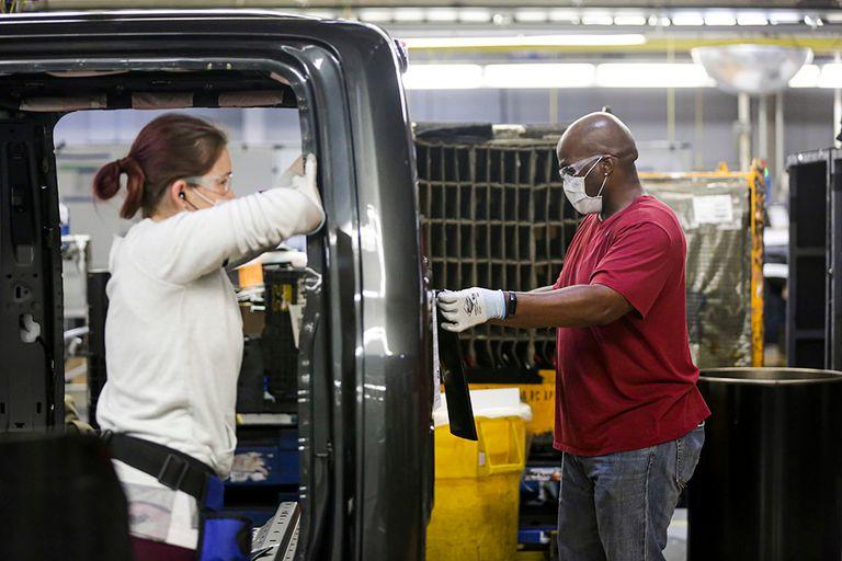 Auto makers' catch-up plan? Skip summer breaks