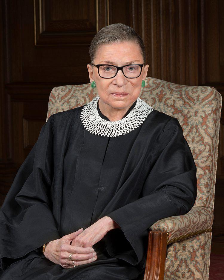 Ginsburg's death renews spotlight on landmark equality case