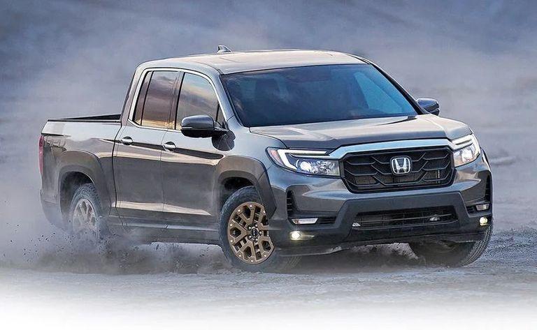 Car maker Honda tilts scale to trucks