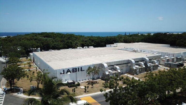 Jabil opens Dominican Republic medical manufacturing facility