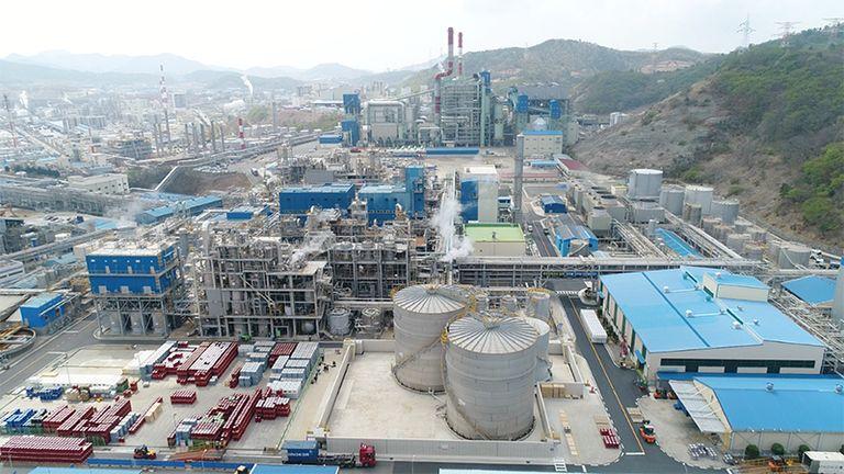 Kumho Mitsui plans 50% MDI expansion