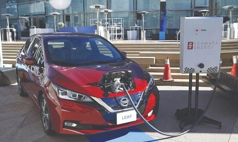 Bidirectional EVs could lend a hand in power crisis