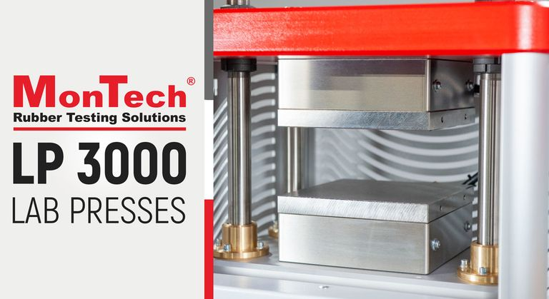 New Products: MonTech adds to LP 3000 lab press lineup with custom options