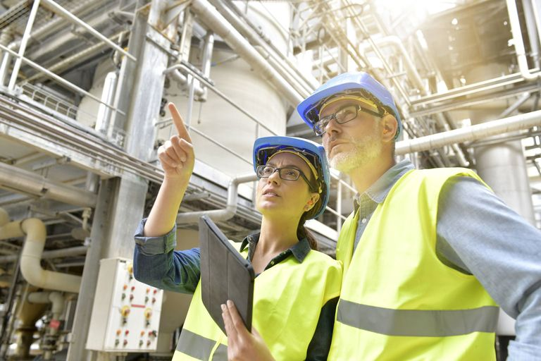 Lanxess switching to tablets for production plant checklists