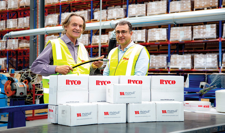 Manuli, Ryco marriage to boast $550 million in hose, fittings sales