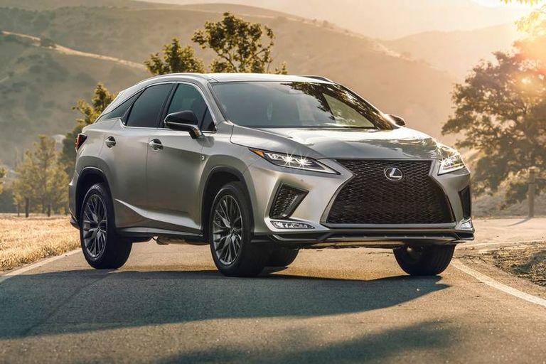 Lexus beat rivals, inventory for Q3 luxury lead
