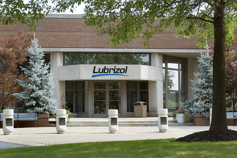 Lubrizol 'pulls all levers' to aid with medical supplies
