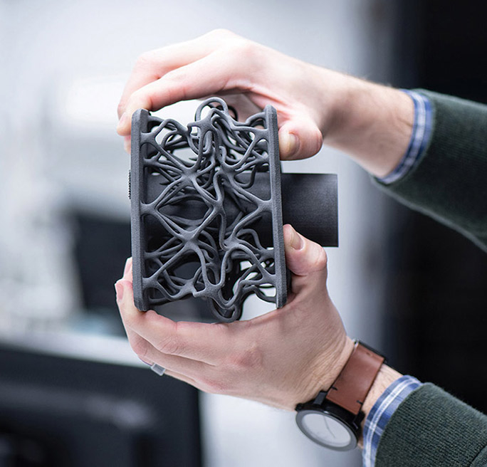 Lubrizol offers new powder for HP 3D printer