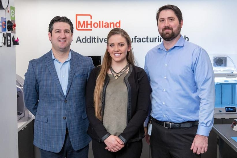 M. Holland offering 3D printing polymer from Henkel