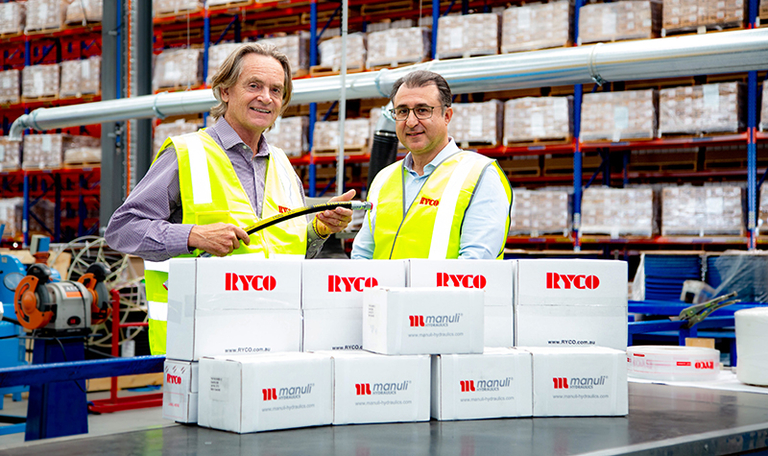 Manuli Rubber acquires majority share in Ryco Hydraulics