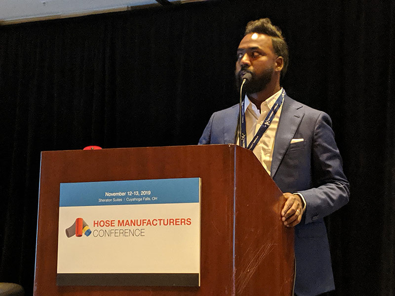 Hose Manufacturers Conference peers into industry's future