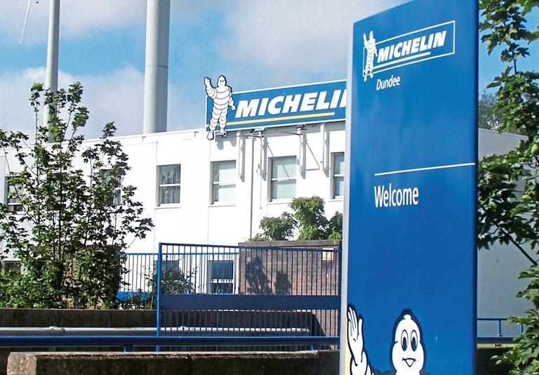 Michelin to immediately, permanently close Scotland tire plant
